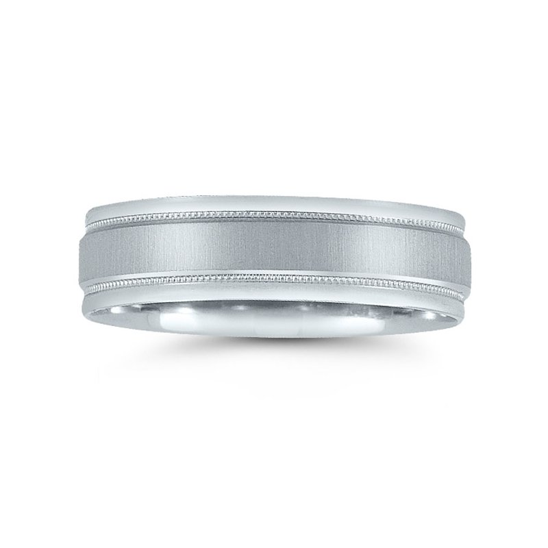Novell Mens Wedding Band