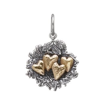Bundled By Love Nest Charm - 4 Heart
