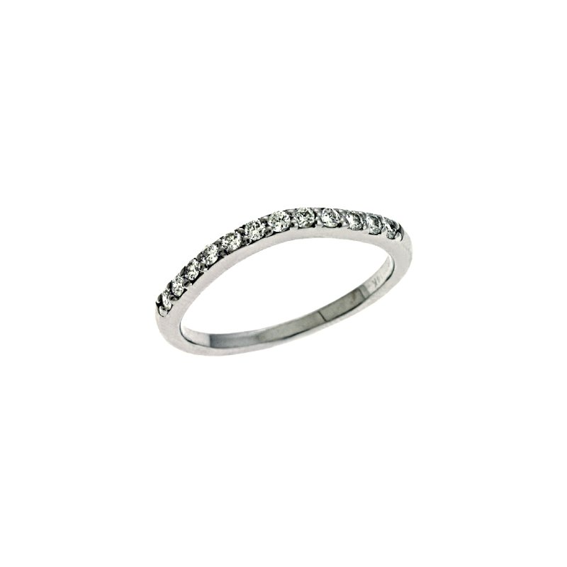S. Kashi & Sons Bridal Platinum Engagement Band