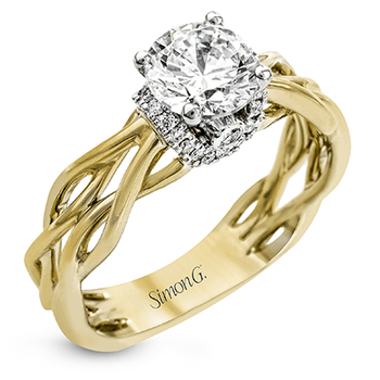 MR2511 ENGAGEMENT RING