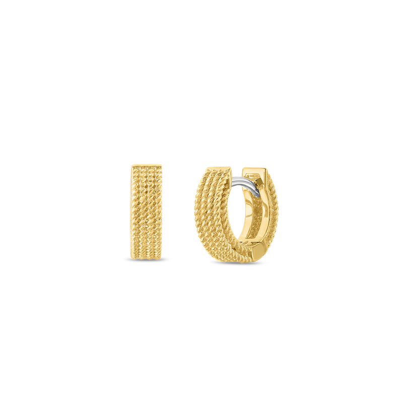 Roberto Coin 18Kt Gold Earrings