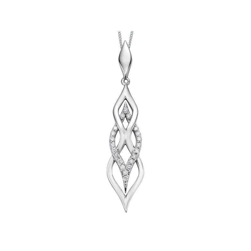 Timeless Beauty Diamond Pendant