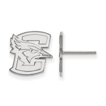Sterling Silver Creighton University NCAA Earrings