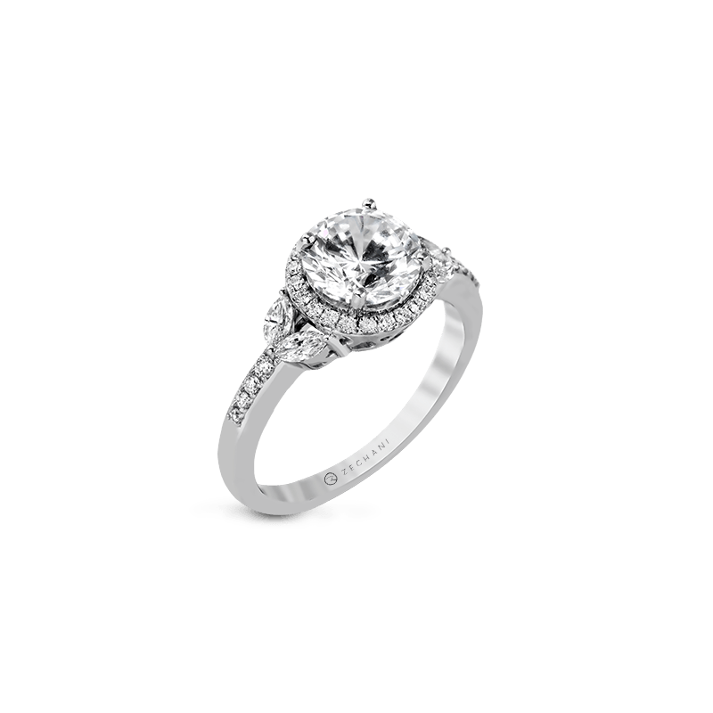 Zeghani ZR909 ENGAGEMENT RING