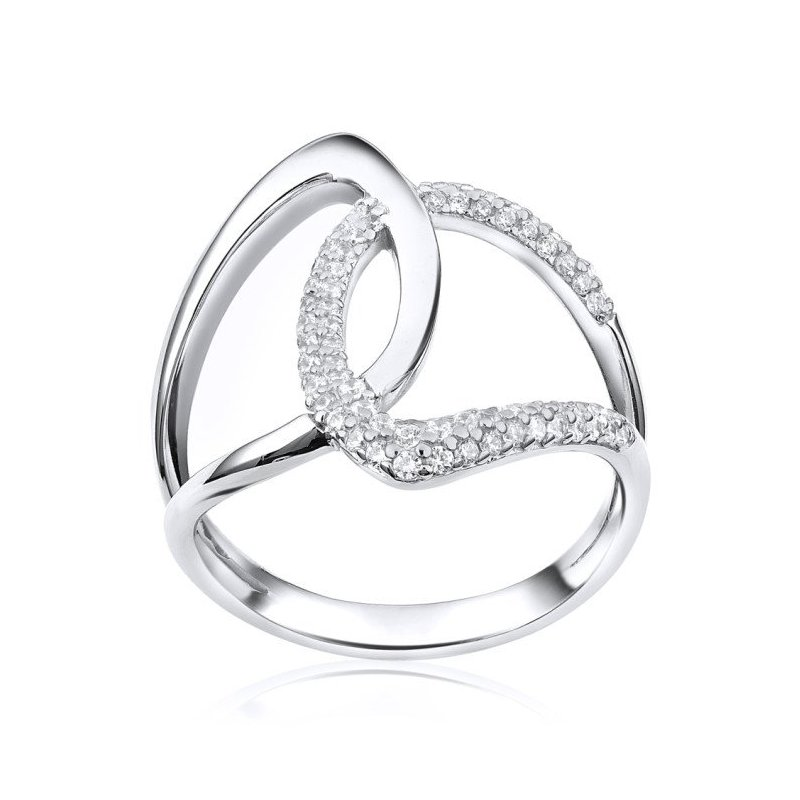 LARUS Jewelry Interlaced Ring