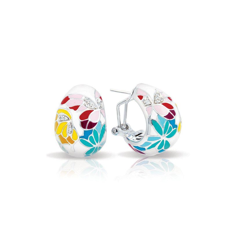 Belle Etoile Butterfly Kisses Earrings