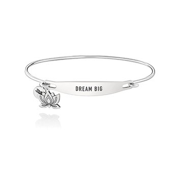 Dream Big ID Bangle