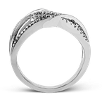 Zeghani ZR1131 RIGHT HAND RING