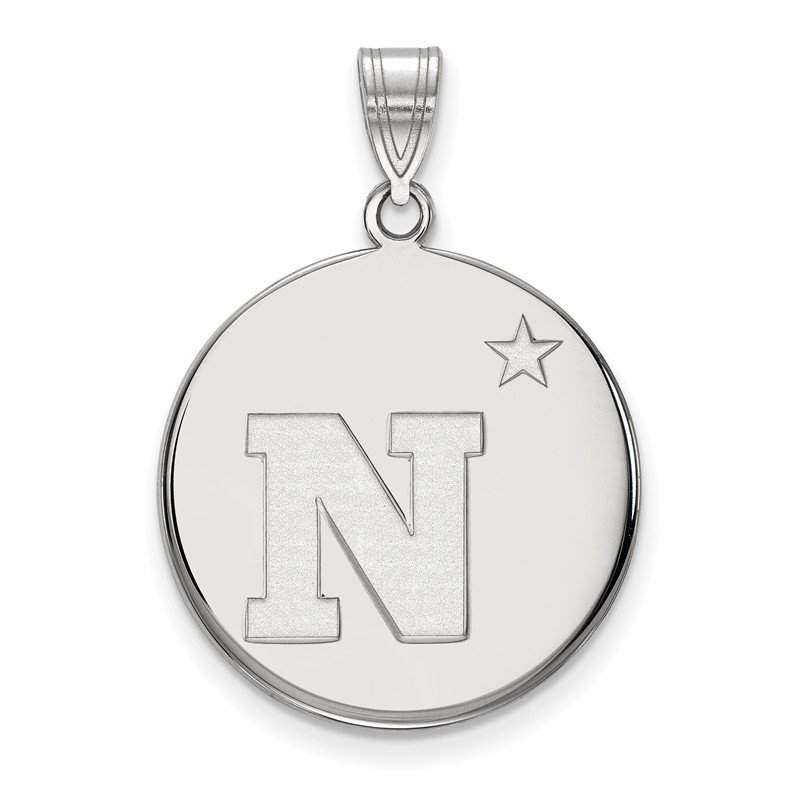 NCAA Gold United States Naval Academy NCAA Pendant