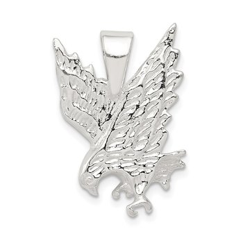 Sterling Silver Eagle Pendant