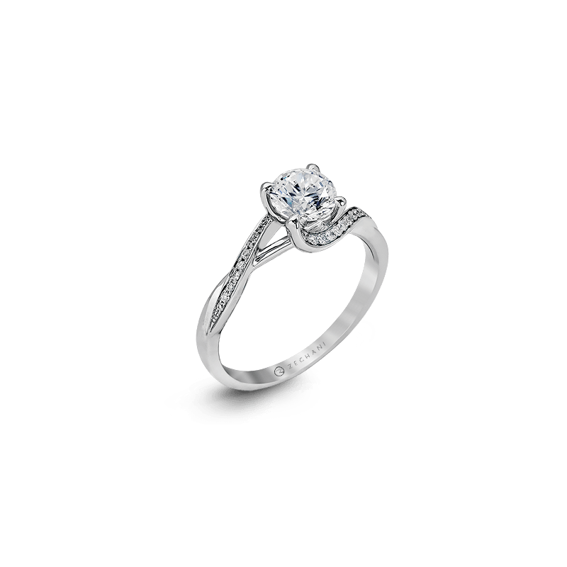 Zeghani ZR560 ENGAGEMENT RING