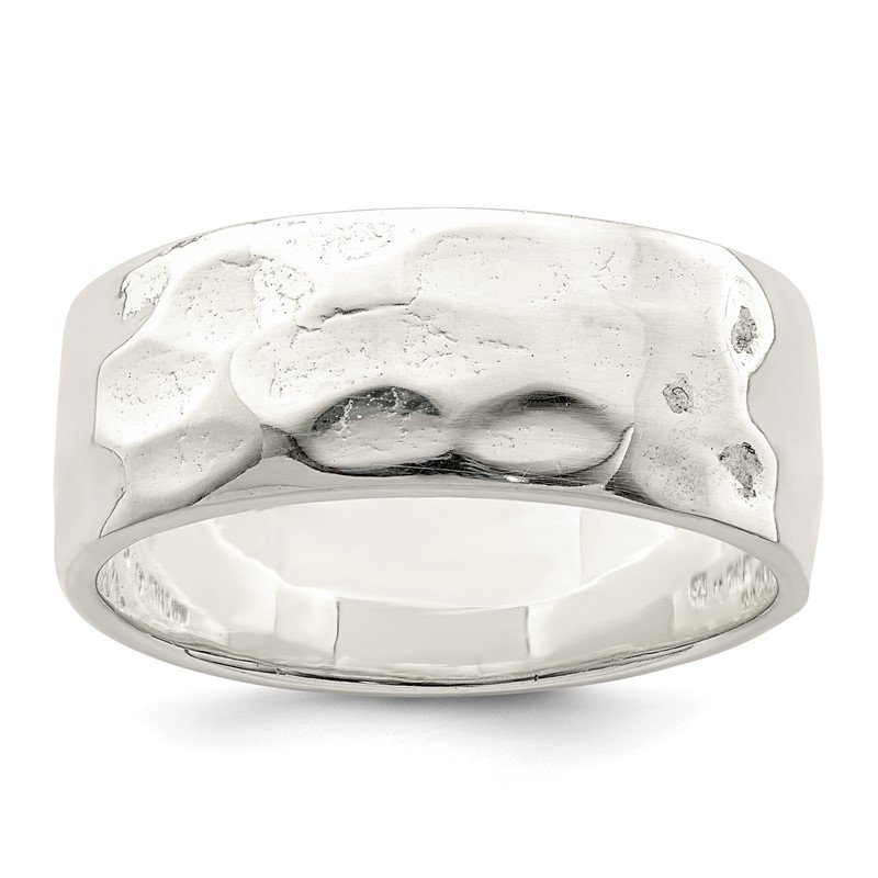 Quality Gold Sterling Silver Polished Ring