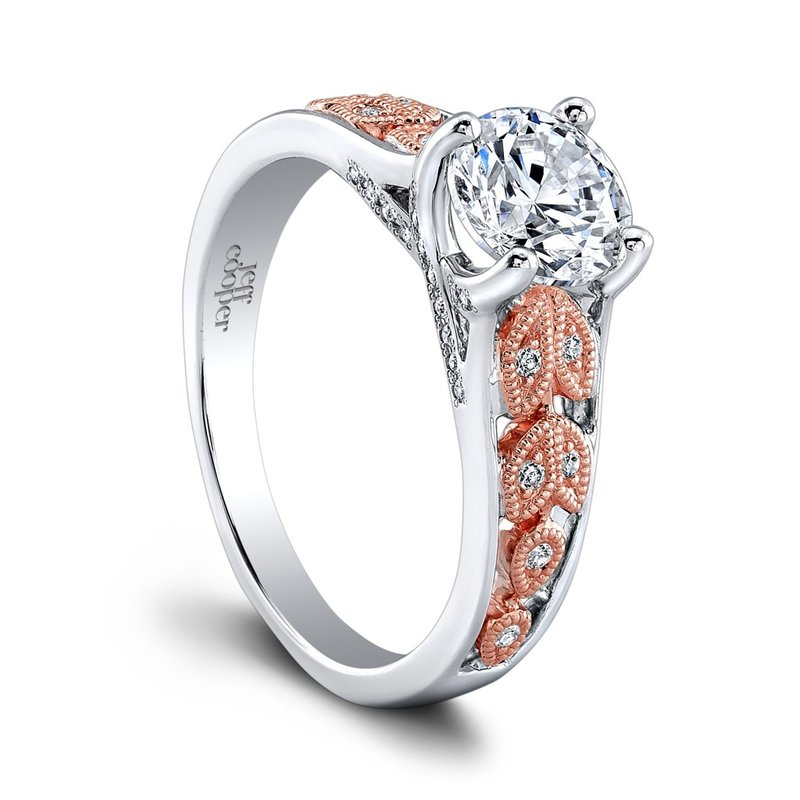 Jeff Cooper Larissa Rose Engagement Ring