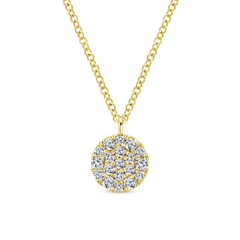 Amavida 14K Yellow Gold  Fashion Necklace