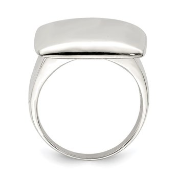 Sterling Silver Solid Ring