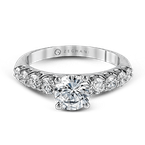 Zeghani ZR984 ENGAGEMENT RING