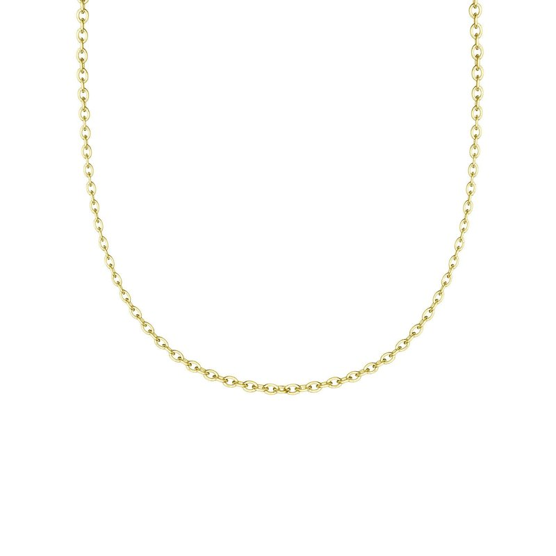 Tacori Fashion Yellow Gold Chain - 18 inches