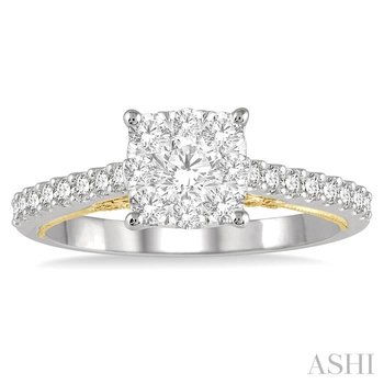 lovebright bridal diamond ring