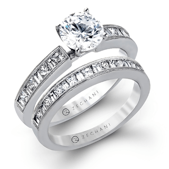 ZR141 WEDDING SET