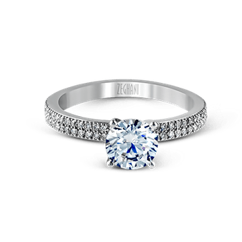 ZR263 ENGAGEMENT RING