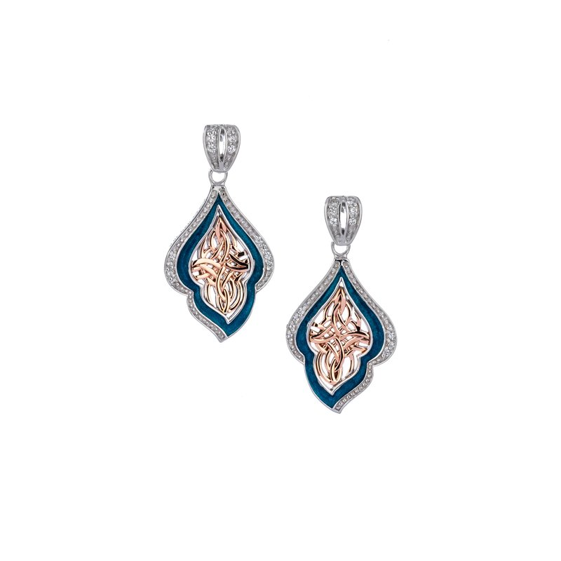 Keith Jack Path of Life Post Earrings