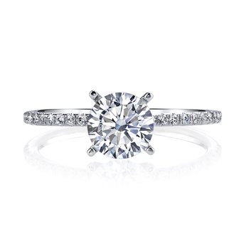 MARS Jewelry - Engagement Ring 26297