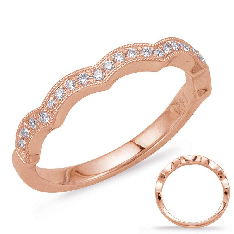 Glennpeter Jewelers Briana White Gold Matching Band