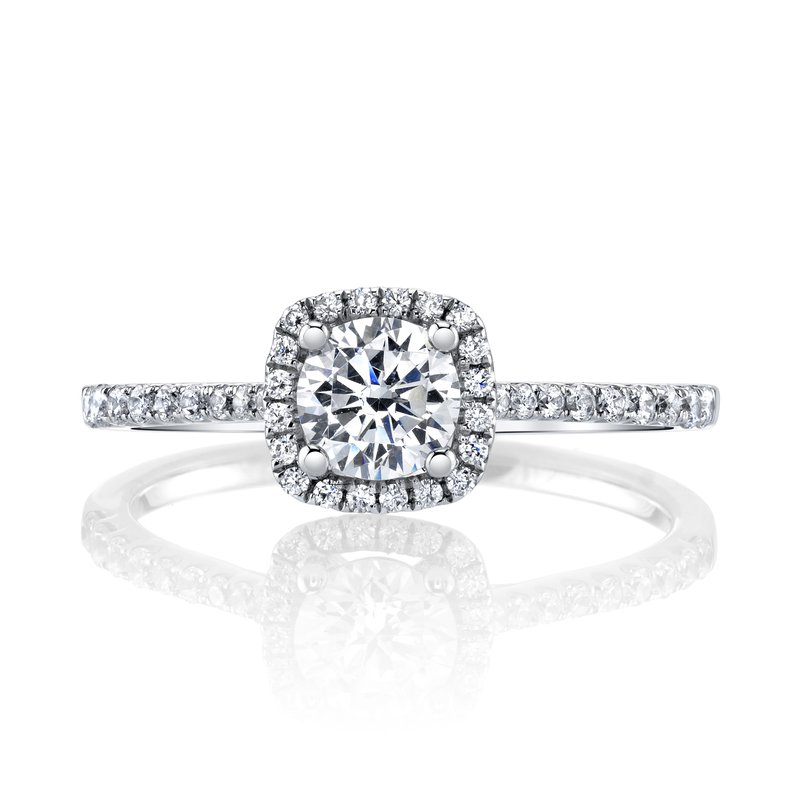 MARS Jewelry MARS 25150-R50 Engagement Ring, 0.20 Ctw.