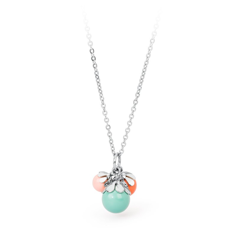 Brosway 316L stainless steel and coloured Swarovski® Elements pearls