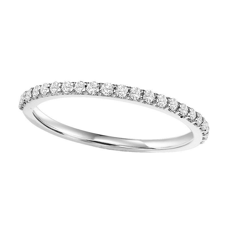 Bridal Bells 14K Diamond Band 1/4 ctw