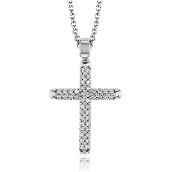 ZP800 CROSS PENDANT