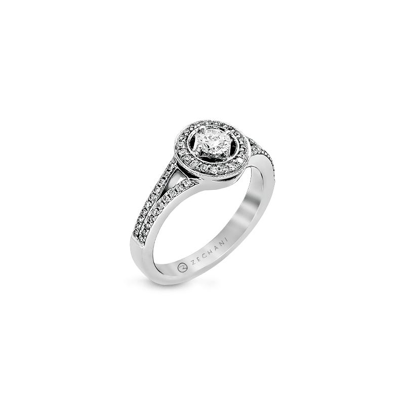 Zeghani ZR345 ENGAGEMENT RING