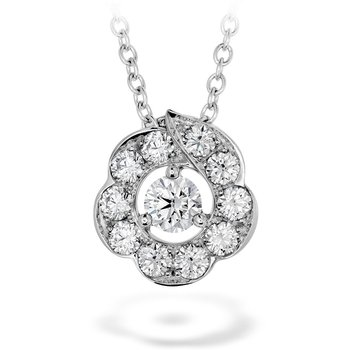 0.45 ctw. Lorelei Bloom Pendant