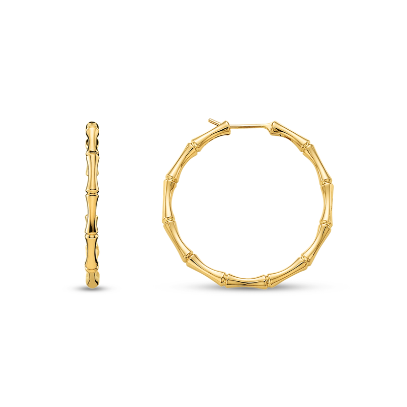Gucci Fashion Jewelry Bamboo Earrings