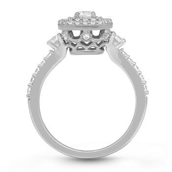 CHARLOTTE CROWN RING