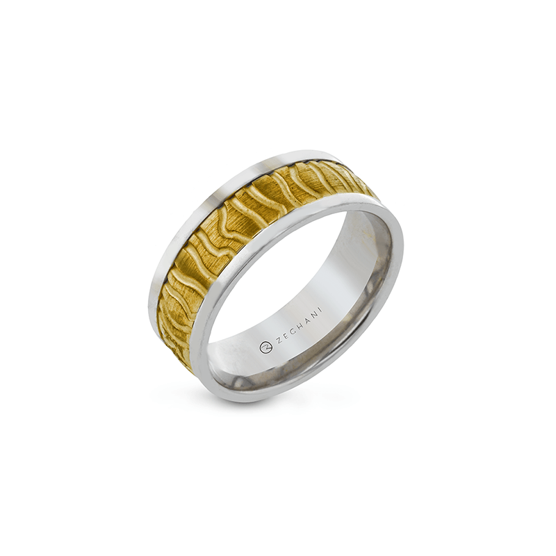 Zeghani ZM107 MEN RING