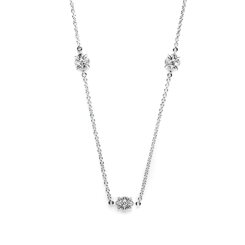 Tacori Classic Crescent Necklace