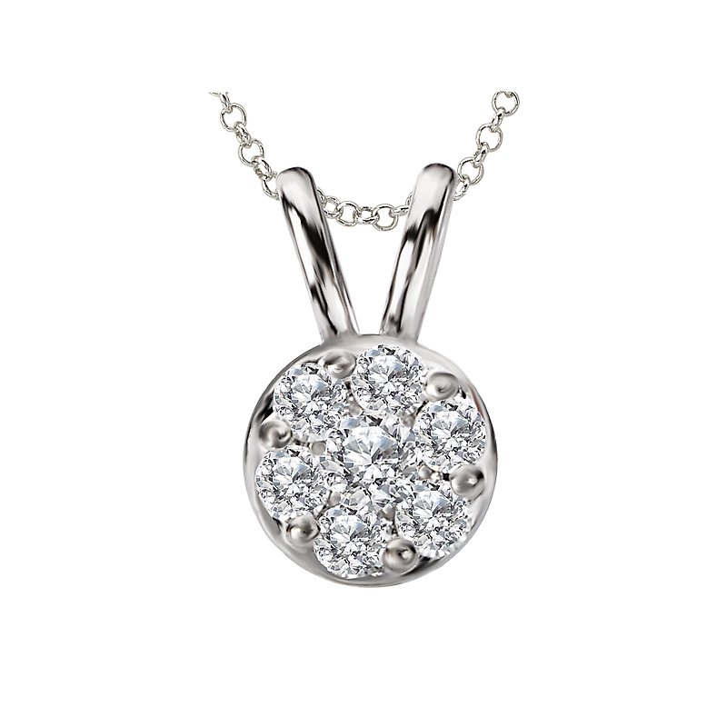 Radiance Ladies Fashion Diamond Pendant