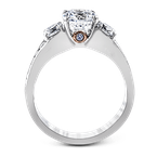 Simon G MR2287 ENGAGEMENT RING