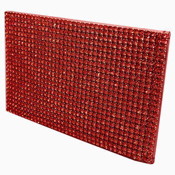Marina Card Holder, Red
