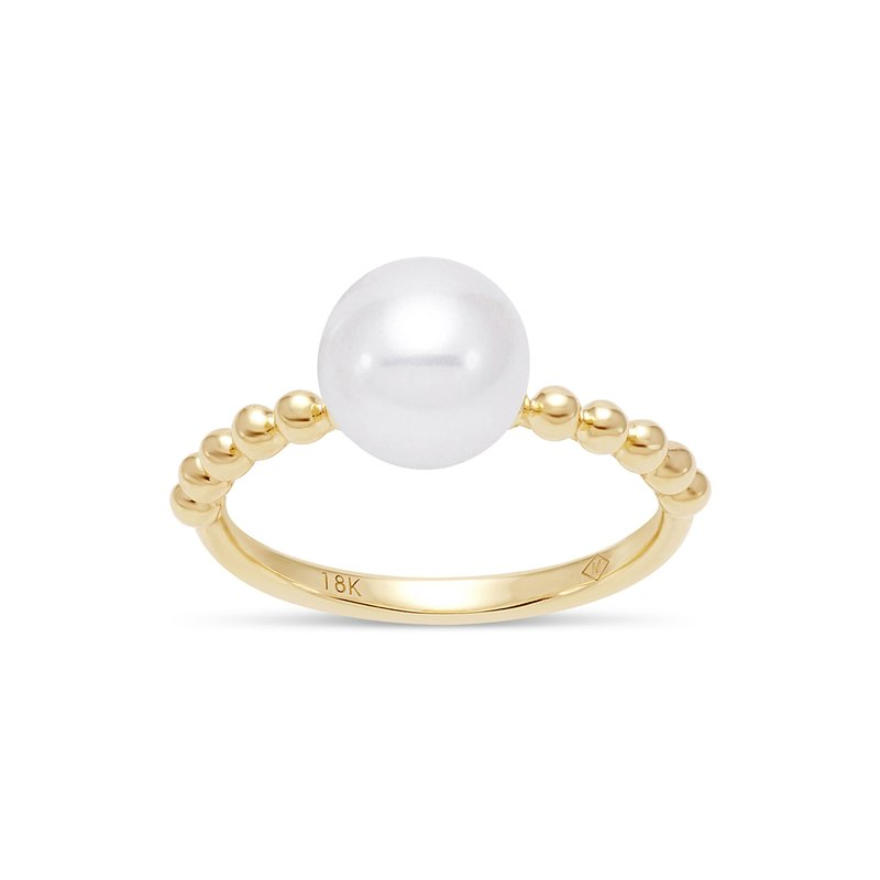 Mastoloni Pearls Beaded Pearl Ring