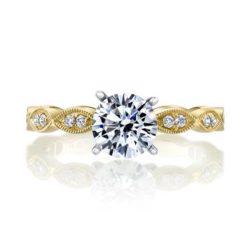 MARS Jewelry - Engagement Ring 27220