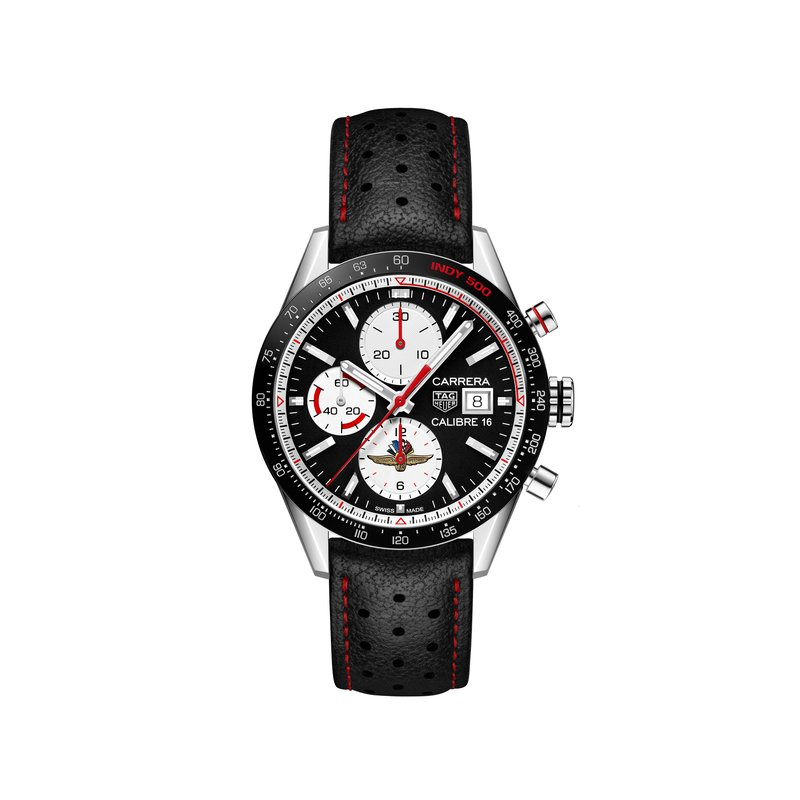 Tag Heuer Calibre 16 Indy 500 – Automatic Chronograph - Limited Edition