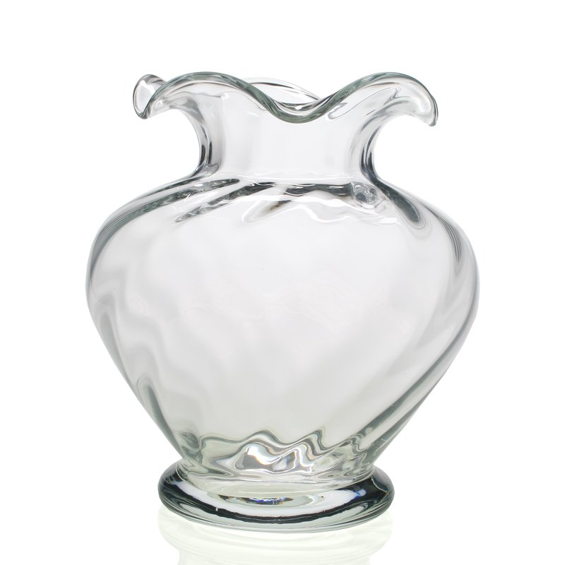David Harvey Jewelers William Yeoward Dakota Spiral Vase 11