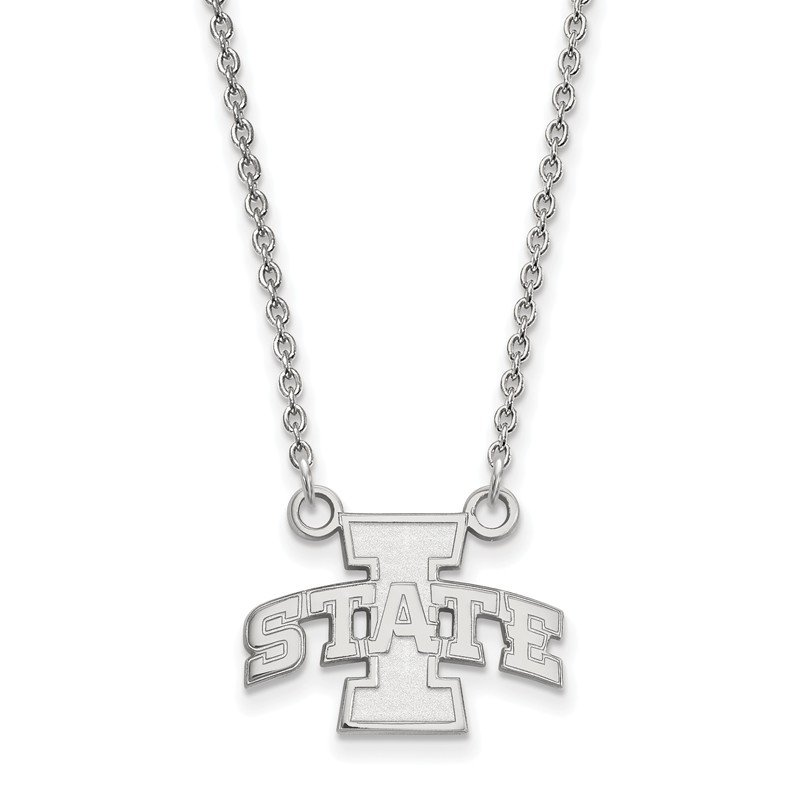 NCAA Gold Iowa State University NCAA Necklace