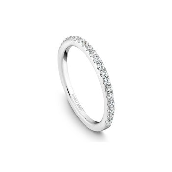 Side-Stone Solitaire Oval Engagement Ring