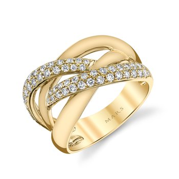 MARS 26857 Fashion Ring, 0.73 Ctw.