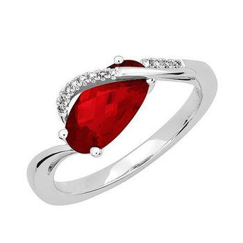 Ruby Ring-CR12402WRU