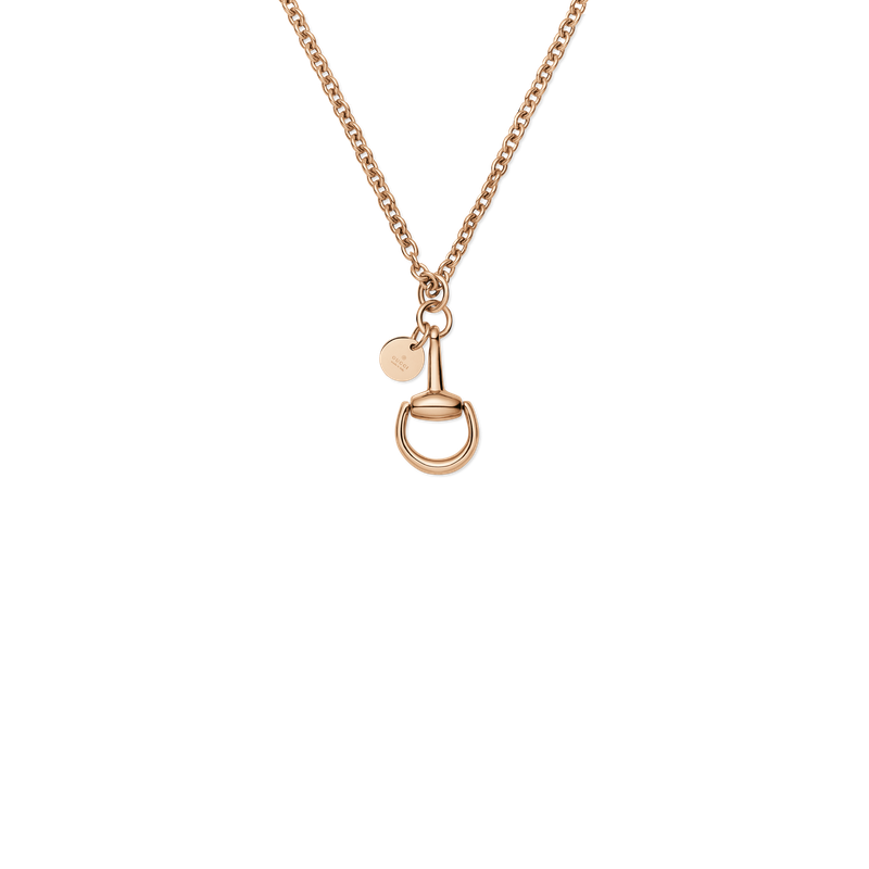 Gucci Fine Jewelry Horsebit Necklace
