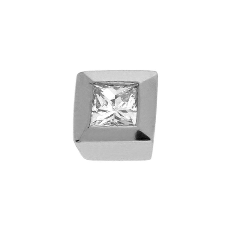 S. Kashi  & Sons Diamond Pendant White Gold